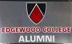 Edgewood Alumni Decal