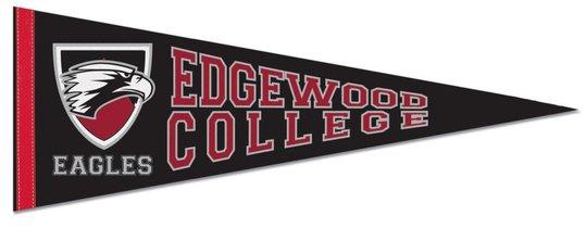 Edgewood Eagles Pennant