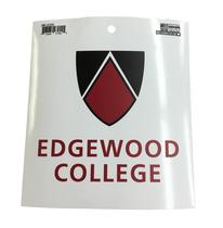 Potter Decals Edgewood College Decal