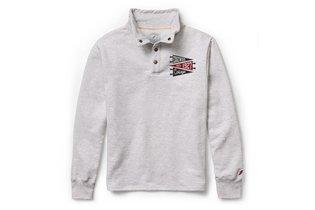 League Snap Up Sweatshirt